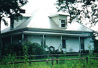 Uncle Lester Grissom's Home